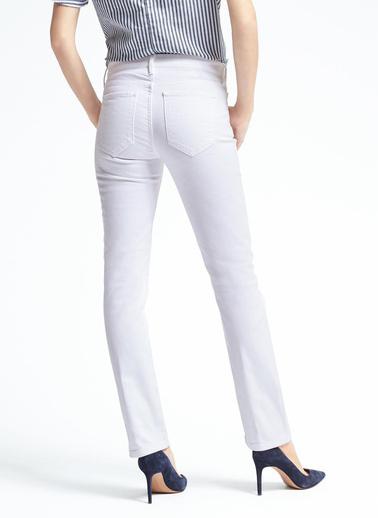 Banana Republic Pantolon Beyaz